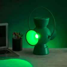 Green Lantern Lamp BDP
