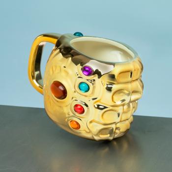 Infinity Gauntlet Shaped Mug V2