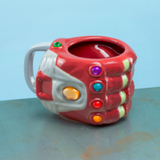 Nano Gauntlet Shaped Mug