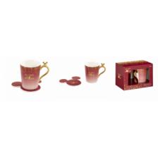 Funko Home & Gift Mickey Berry - Mug & Coaster Set: Berry Glitter
