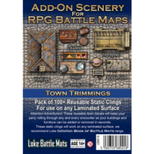 Add-On Scenery - Town Trimmings