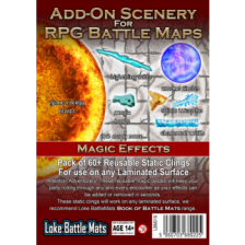 Add-On Scenery - Magic Effects