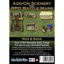 Add-On Scenery - War & Siege