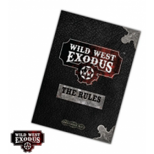 WWX - Wild West Exodus Rulebook 2nd Edition Softback
