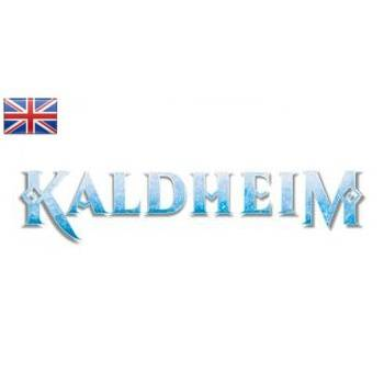 MTG - Kaldheim Commander Deck Display (6 Decks)