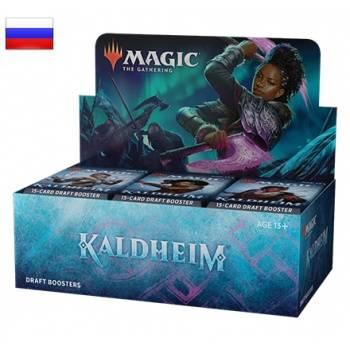 MTG - Kaldheim Draft Booster Display (36 Packs) - RU