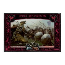 A Song Of Ice And Fire - Unsullied Pikemen