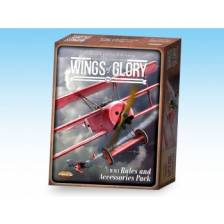 WW1 Wings of Glory Rules and Accessories Pack