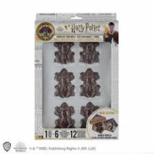 Harry Potter - Frog Mold + 12 original collectables