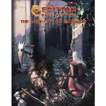 5th Edition Adventures - The Lost City of Gaxmoor