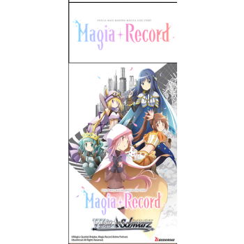 Wei? Schwarz - Trial Deck+ TV Anime Magia Record: Puella Magi Madoka Magica Side Story Display (6 Decks)