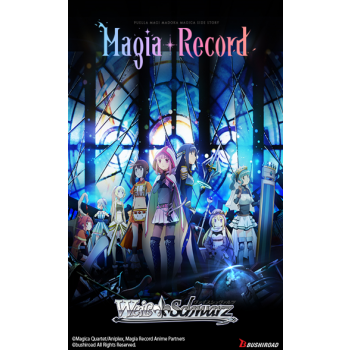 Wei? Schwarz - TV Anime Magia Record: Puella Magi Madoka Magica Side Story Booster Display (20 Packs)