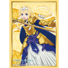 Bushiroad Sleeve Collection High Grade Vol.2745 Sword Art Online Alicization 'Alice' Display (12 Packs)