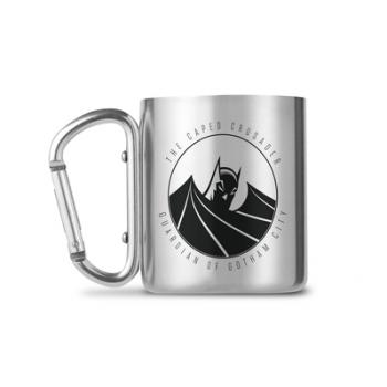 GBeye Carabiner Mug - DC COMICS Caped Crusader
