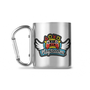 GBeye Carabiner Mug - PLAYSTATION Wings