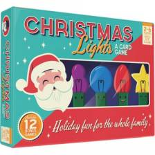 Christmas Lights Card Game (2nd Edition)