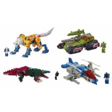 Transformers Generations Deluxe Headmaster Retro Assortment (4)
