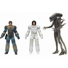 Alien ? 7? Scale Action Figure ? 40th Anniversary Assortment 4 (12)
