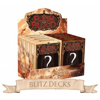 Flesh & Blood TCG - Monarch Blitz Decks Display (8 Decks)