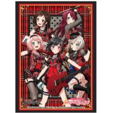 Bushiroad Sleeve Collection HG Vol.2763 BanG Dream! Girls Band Party! Afterglow Display (12 Packs)