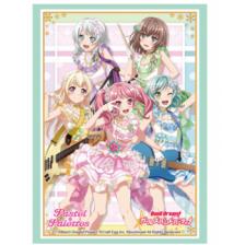 Bushiroad Sleeve Collection HG Vol.2764 BanG Dream! Girls Band Party! Pastel?Palettes Display (12 Packs)