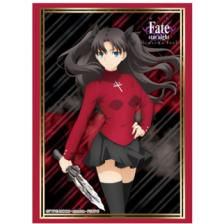 Bushiroad Sleeve Collection HG Vol.2771 Fate/stay night [Heaven's Feel] 'TOHSAKA Rin' Display (12 Packs)