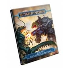 Starfinder RPG: Galaxy Exploration Manual