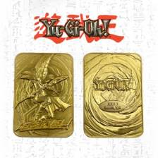 Yu-Gi-Oh! Limited Edition Gold Card Collectibles - Dark Magician