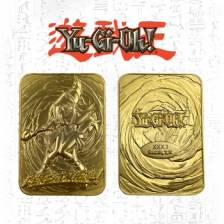 Yu-Gi-Oh! Limited Edition Gold Card Collectibles - Dark Magician Girl