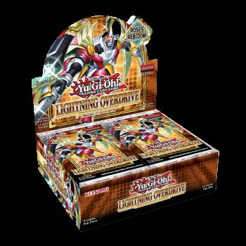 Yu-Gi-Oh! Lightning Overdrive Booster Box