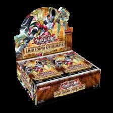 YGO - Lightning Overdrive - Booster Display (24 Packs)