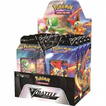 Pokemon - Victini V / Gardevoir V Battle Deck