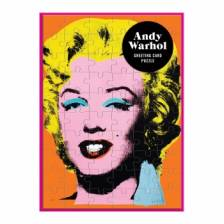 Andy Warhol Marilyn Greeting Card Puzzle (60)