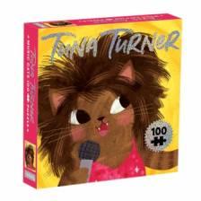 Tuna Turner Music Cats Puzzle (100)