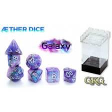 Aether Dice Galaxy (7 Dice Set)