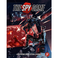 The Spy Game: Core Rule Book