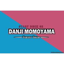 Cardfight!! Vanguard overDress - Starter Deck Display 2: Danji Momoyama - Tyrant Tiger (8 Decks)
