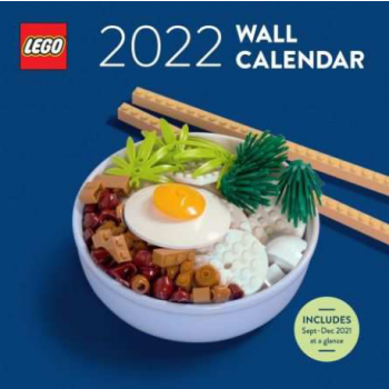 2022 LEGO Wall Calendar