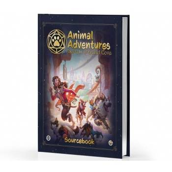 Animal Adventures RPG Gullet Cove Sourcebook