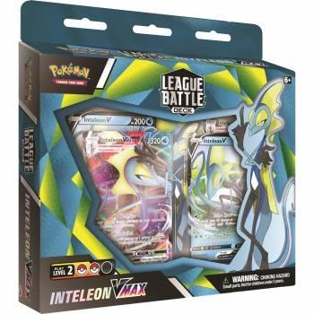 Pokemon - Inteleon VMAX League Battle Deck
