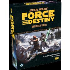 Star Wars RPG: Force and Destiny Beginner Game