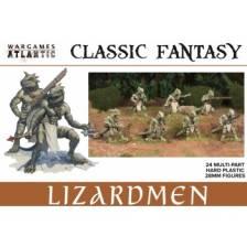 Classic Fantasy: Lizardmen