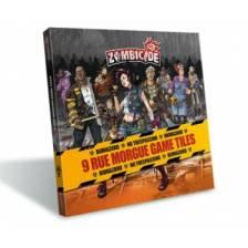 Zombicide Season 3: Rue Morgue Tiles Pack