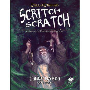 Call of Cthulhu RPG - Scritch Scratch