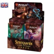 MTG - Strixhaven: School of Mages Theme Booster Display (10 Packs)