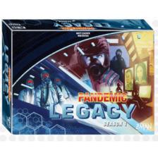 Pandemic: Legacy - Season 1 (Blue Version)