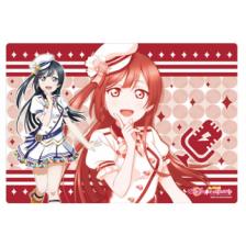 Bushiroad Rubber Mat Collection V2 Vol.7 Love Live! Yuuki Setsuna SQUES Series