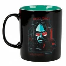Cyberpunk 2077 Digital Ghost Mug
