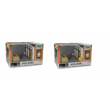 Funko Mini Moments: The Office - Jim w/Chase Assortment (5+1 chase figure)