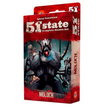 51st State Master Set: Moloch